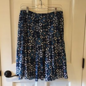 Cute and Comfortable Summer Skirt